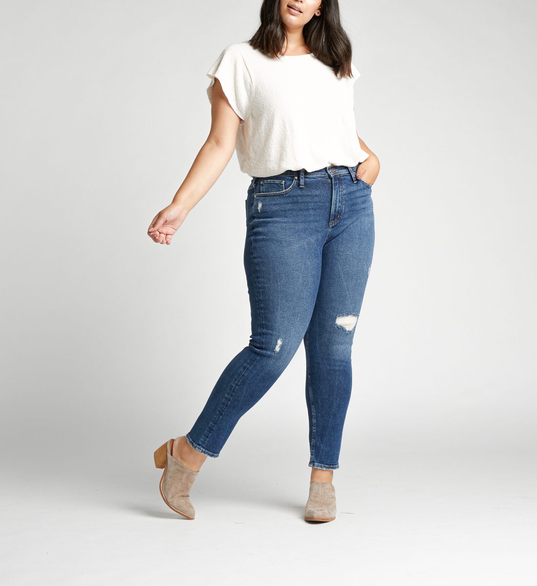 Silver Jeans Frisco Skinny