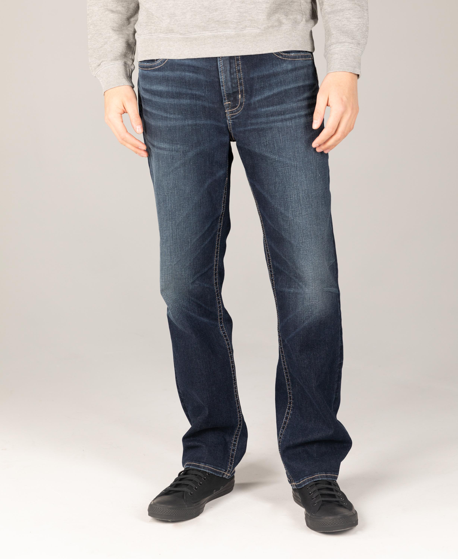 Silver Jeans Grayson