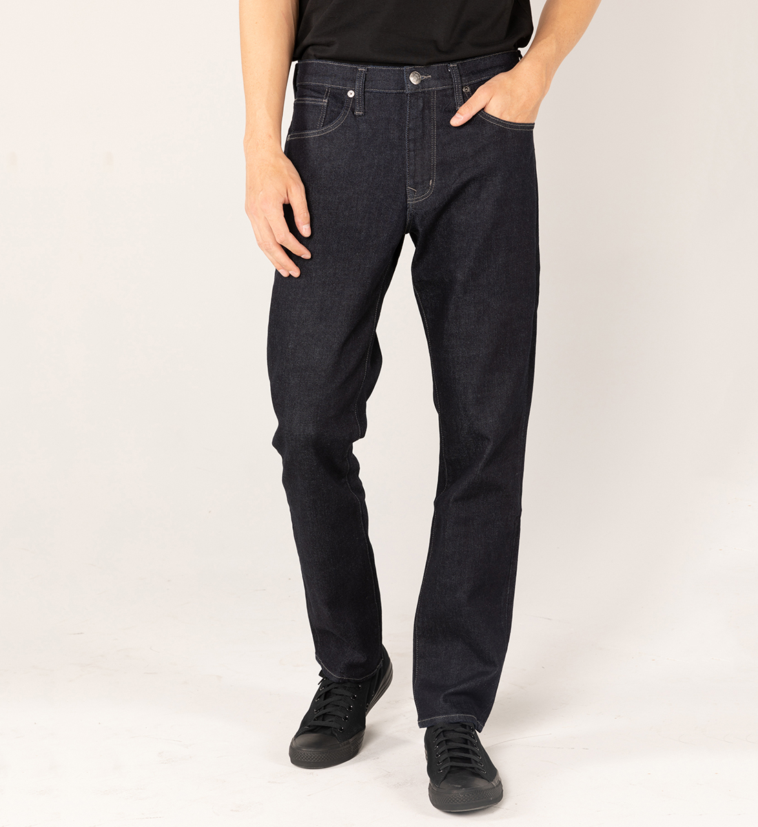 Silver Jeans Machray Classic Fit Straight Leg Jeans - Eco-Friendly Wash