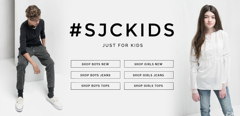0895e277 Kid's Clothing | Silver Jeans Co.
