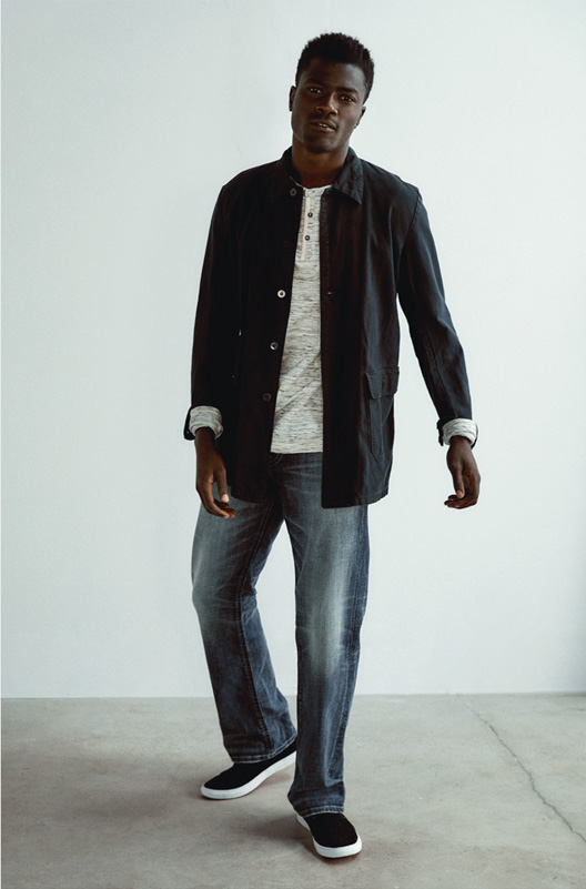 Silver Jeans - GO GORDIE - Roomy, spacious, extra relaxed and super comfortable. - Try Loose Fit