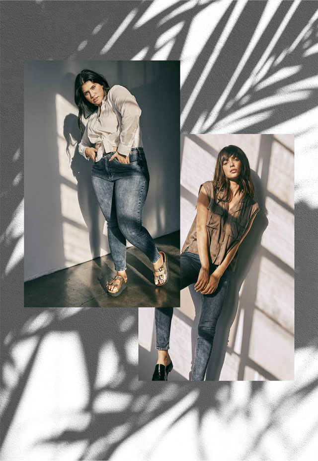 Silver Jeans Co. - Introducing high note - Our contemporary high-rise fit from the new Headliners - try it now