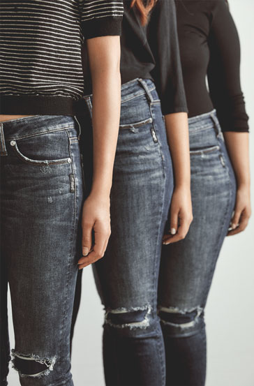 Silver Jeans - Accessible to All - Whatever fit your body wants, we've got it - Explore the Lookbook