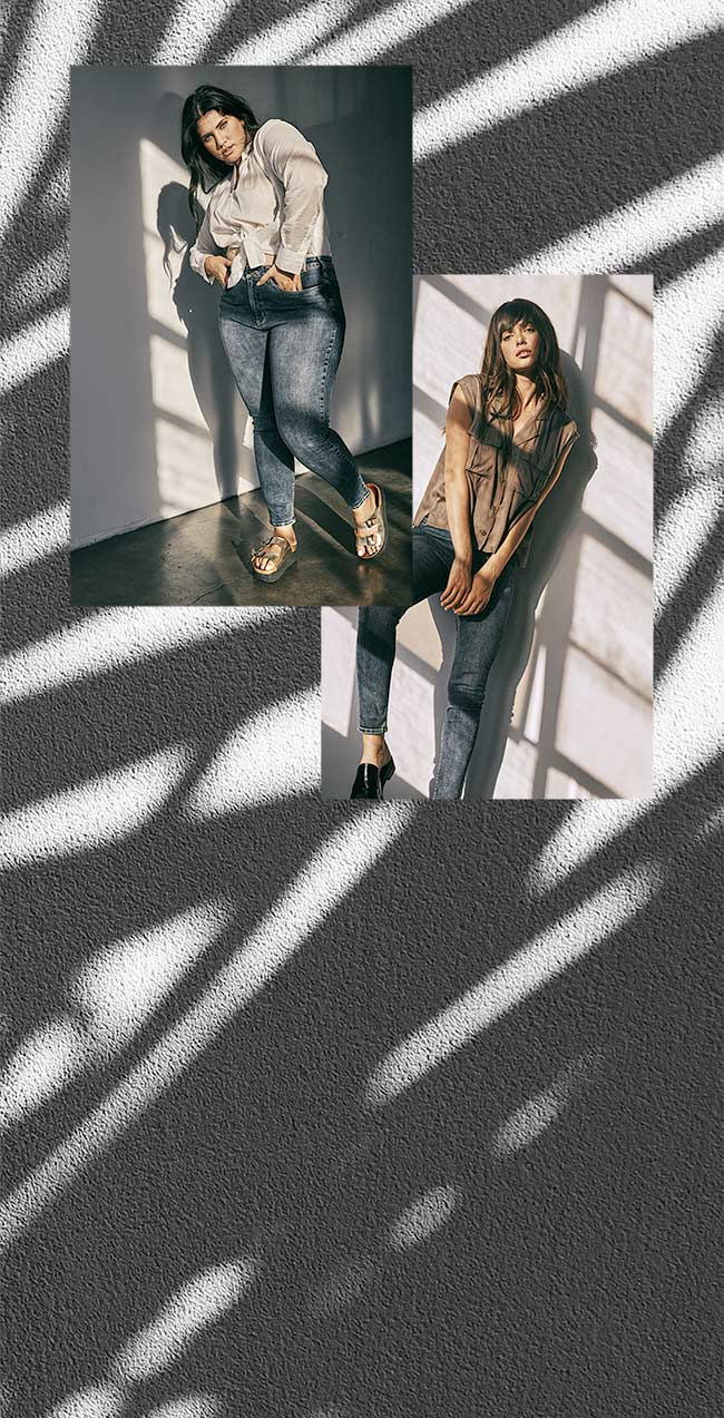 Silver Jeans Co. - Introducing high note - Our contemporary high-rise fit from the new Headliners