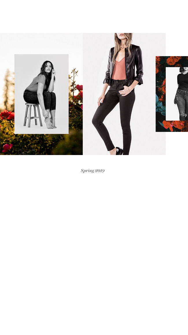 Silver Jeans Co. - the perfect hourglass - Everyones go-to Suki curvy fit is consciously designed to play up all your best assets